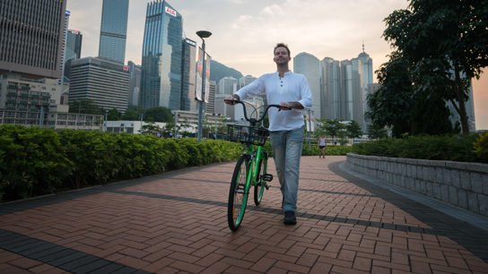 Bike Sharing in Hong Kong: Go.Bee