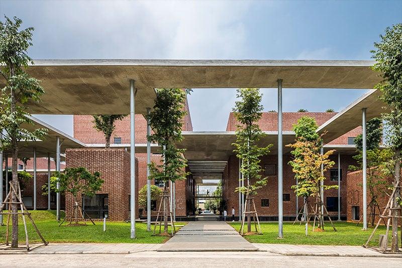 VTN Architects Green Architecture Vietnam