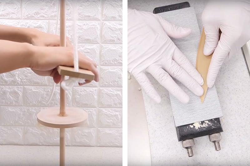 Kiwami Japan Youtuber Unorthodox Knife Making