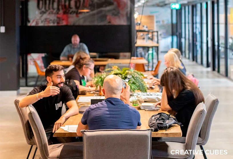 Best Coworking Spaces in Melbourne Creative Cubes