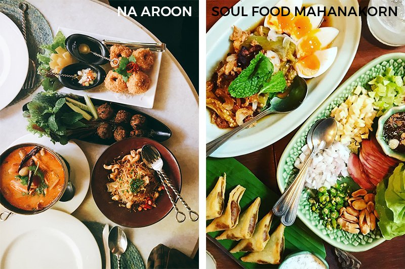 24 Hours in Bangkok Travel Guide Things to Do Na Aroon Soul Food