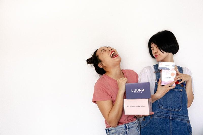 Luüna Naturals Social Startups to Watch Asia