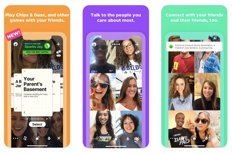 Houseparty Viral Video Party App
