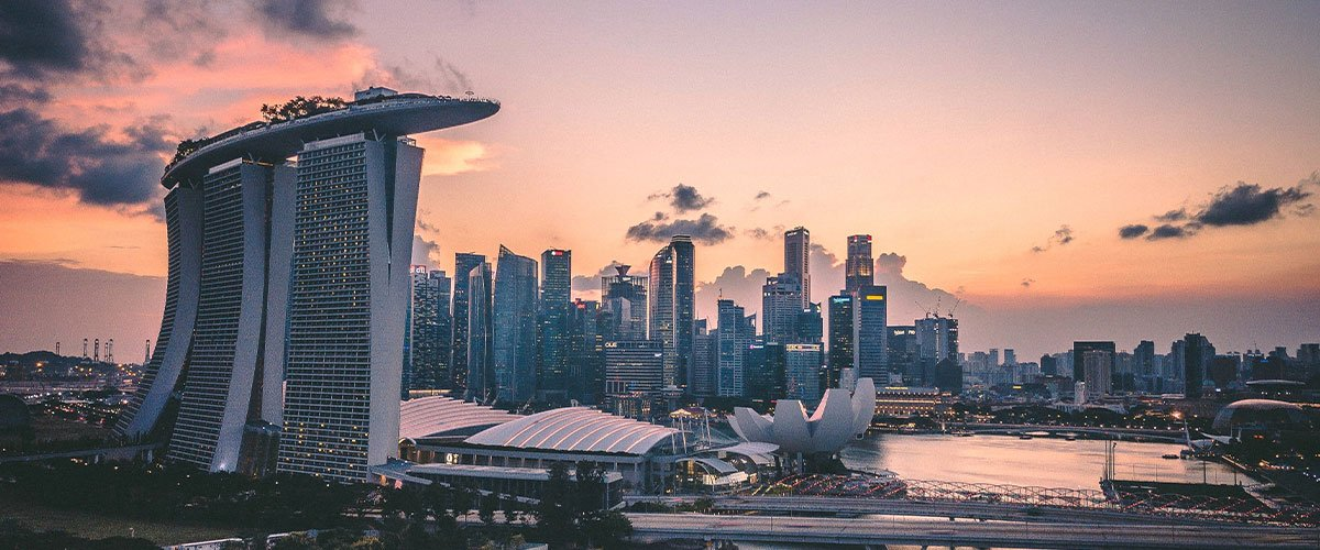 Is Singapore a Country, City or Island?
