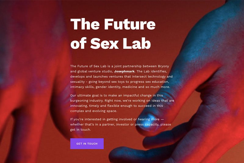 The Future of Sex Lab