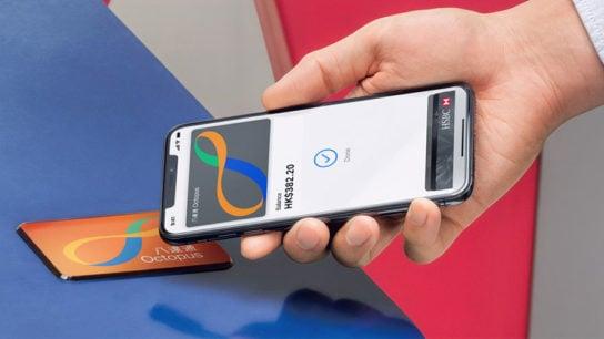 Hong Kong's Octopus Card Launches Apple Pay Integration