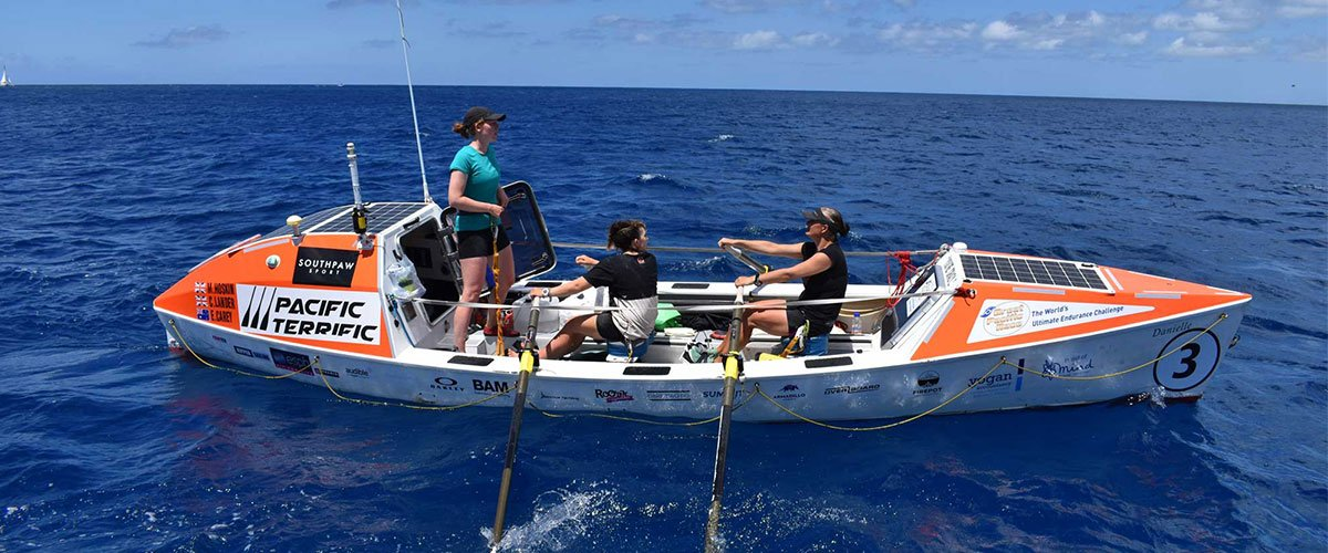 Rowing the Pacific in 62 Days: Adventurer Eleanor Carey on Resilience & Identity