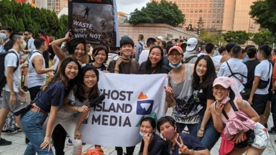 Ghost Island Media: The Podcast Startup Making Taiwan's Voice Go Global
