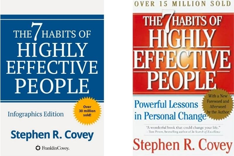 7 highly effective people. stephen R covey