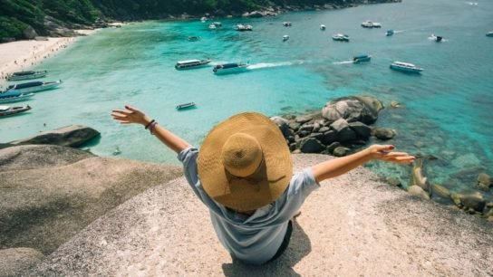 Thailand Prepares to Open Phuket for Vaccinated Tourists