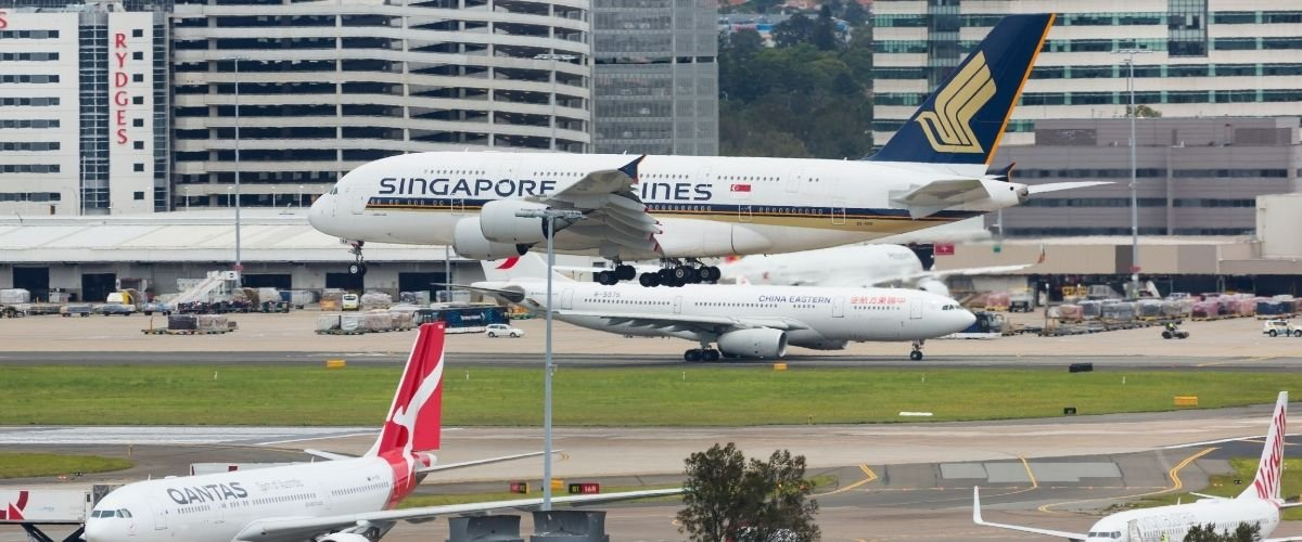 Australia-Singapore Travel Bubble in the Works